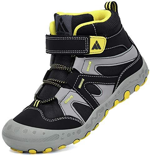Mishansha Wanderschuhe Kinder Trekkingschuhe Jungen rutschfeste Freizeit Schuhe...