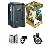 Ramset 5000 Kit 2 Slide Gate Opener Residential Automatic Gate Operator