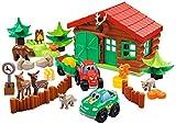 Jouets Ecoiffier -3040 - La ferme maison forestière Abrick – Jeu de...