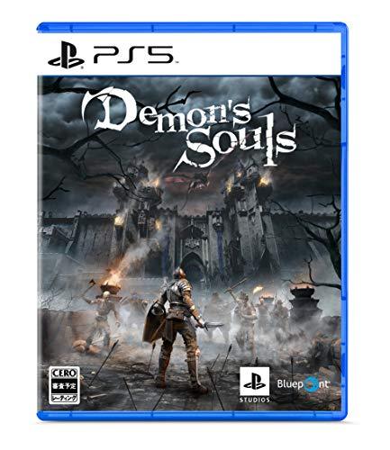 【PS5】Demon's Souls 【早期購入特典】ゲーム内アイテム「死神の大鎌」(封入)【Amazon.co.jp限定】オリジ...