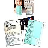 Pochette Carte Grise et Assurance x2 Transparent (FABRICATION FRANCAISE) 2x...