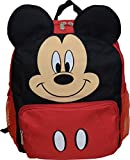 Mickey Mouse Disney Big Face 14' School Backpack