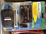 Philips Magnavox CD-to-Cassette Car Stereo Adapter Kit, Includes DC Power Adapter.MP3 Compatible.