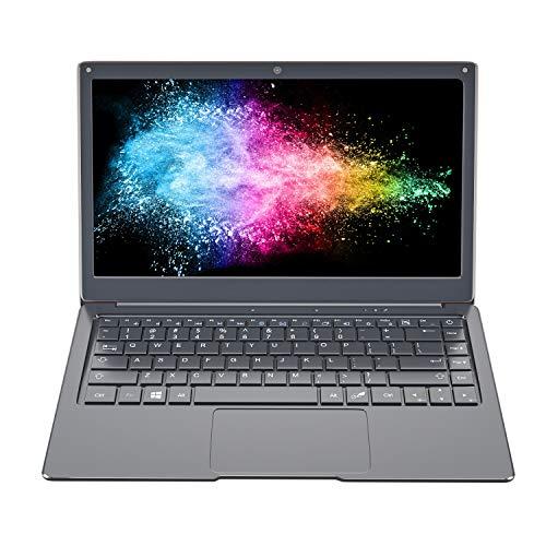 Jumper EZbook X3 Laptop 13,3 Zoll FHD 1920 * 1080 HD Laptop (Intel Apollo Lake N3350, 6 GB RAM, 64 GB eMMC, 128GB TF Kartenerweiterung M.2 SSD Erweiterung, BT 4.0, HDMI, Windows 10 zu Hause)