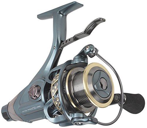 Mitchell Rouleaux Moulinet de pêche Mag Pro TR 4000 Reel, Noir, S