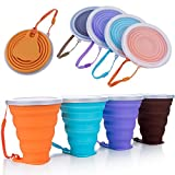 ME.FAN Silicone Collapsible Travel Cup -...