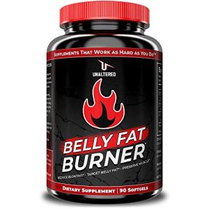 CLA - Belly Fat Pills That Work - Conjugated Linoleic Acid 1000mg Softgels - Slim Stomach & Abdominals - Natural & Keto Diet Friendly Supplement for Men & Women - 30 Servings 12 - My Weight Loss Today
