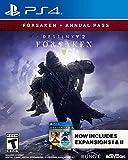 Destiny 2: Forsaken + Annual Pass - PS4 [Digital Code] (Software Download)