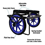 Seattle Sports Paddleboy ATC All-Terrain Center Kayak and Canoe Dolly Carrier Cart (Renewed)