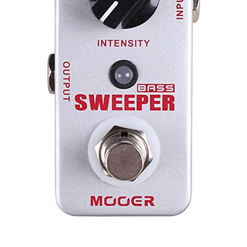 Mooer Audio Bass Sweeper Dynamic Envelope Filter Pedal