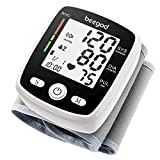 Blood Pressure Monitor,BP Monitor Irregular Heart Beat Detection Cuff Automatic with Large Display Screen...