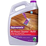 Rejuvenate High Performance All-Floors and Hardwood No Bucket Needed Floor Cleaner Powerful PH Balanced Shine with Shine Booster Technology Gold Certified for Low VOC Best in Class Products 1 Gallon