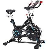 ANCHEER Vélo de Fitness Vélo d'Intérieur - Vélo d'exercice Stationnaire...