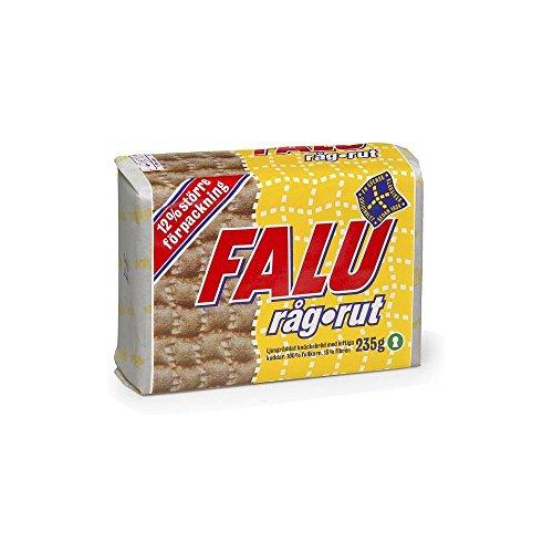 Falu Trapo Rutina - Pan Crujiente De Centeno (235g)