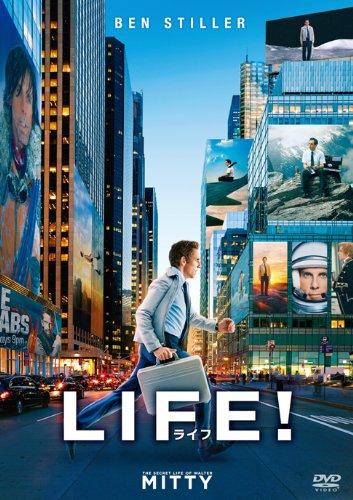 LIFE!/ライフ DVD