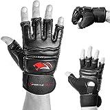 Sportstech BXM10 MMA Handschuhe für Kampfsport | für Damen und Herren | ideal für UFC, Freefight, Sparring,...