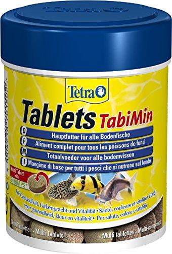 Tetra | Visvoer | Bodemvissen | Totaalvoeder | Zinkende tabletten | Schuwe vissen