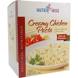 Nutriwise - Creamy Chicken Pasta Diet Entree (4 Servings/Box) 11 - My Weight Loss Today