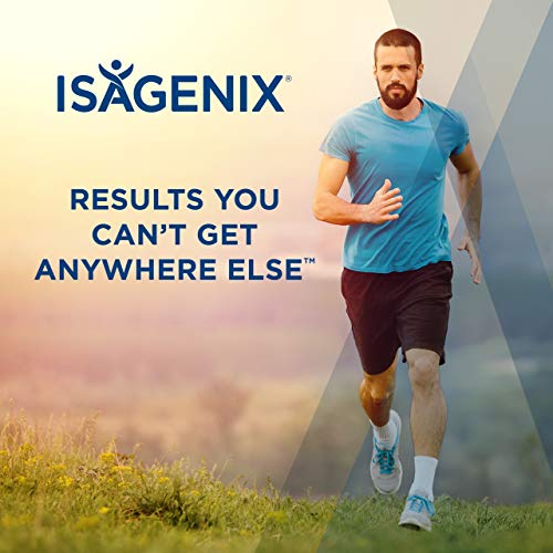 Isagenix IsaFlush - Detox Cleanse Capsules with Natural Herbs and Minerals to Improve Digestion and Overall Wellness -60 Capsules 8