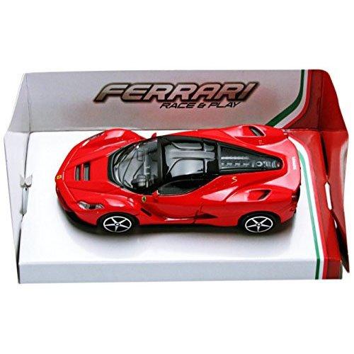 Bburago - Unidad Ferrari Laferrari 31137r / 36.000, vehículo en miniatura, Escala 1/43, surtido: modelos/colores aleatorios