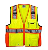TR Industrial 3M Safety Vest...