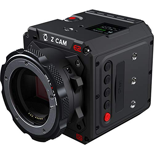 Z CAM E2-S6 プロフェッショナル スーパー 35mm 6K シネマカメラ EFマウント