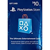 PlayStation Network Card - $10 (Video Game)