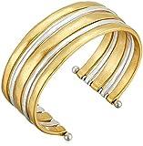 Lucky Brand Two Tone Cuff Bracelet