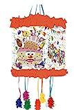 Verbetena (012600096 Dessin animé Piñata Sweet Party 20 x 30 cm