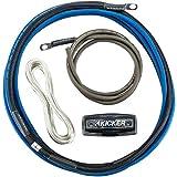 Kicker 46PK8 8AWG/8 Gauge 2-Channel Amplifier Power Wiring Kit
