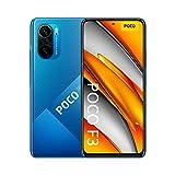 Xiaomi Poco F3 - Smartphone 128GB, 6GB RAM, Dual Sim, Deep Ocean Blue