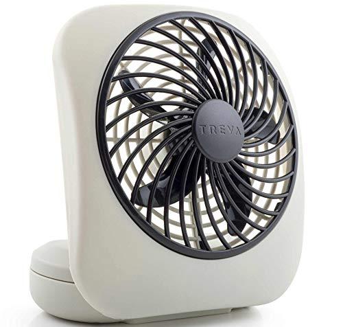 O2COOL 5' Portable Fan Battery Powered, 1 Unit,...