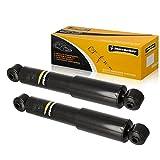 Maxorber Rear Pair Shocks Struts Absorber Kit Compatible with Nissan Pathfinder 2005 2006 2007 2008 2009 2010 2011 Shocks Struts 345056 37274 313785 56110EA025