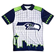 Hand-Made Product! 100% Licensed Product for the NFL, NCAA, NHL, NBA, and MLS! Breathable, High Quality 100% Polyester Fabric Features Skyline of Team's Home City!
