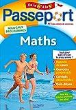 Passeport Cahier de vacances 2020 - Maths de la 6e à la 5 e