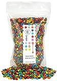 M&M Minis Baking Bites 3 Lb.- Bulk Milk Chocolate - Resealable Pouch