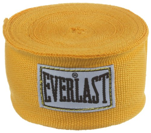 Everlast 4454G - Venda elástica, Color Dorado