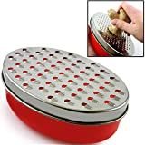 Cheese Grater Citrus Lemon Zester with Food...