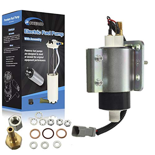 POWERCO E7153 Electric Fuel Pump Replacement For Ram 2500 3500 Pickup 98-02 5.9L Diesel Turbo