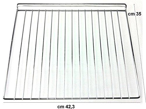 REX ELECTROLUX ZANUSSI GRIGLIA FORNO CUCINA GAS CM 423 X 350 NO ORIGINALE F 4419