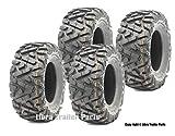 Set of 4 WANDA UTV ATV tires 23x11-10 23X11X10 6PR Bighorn Style …