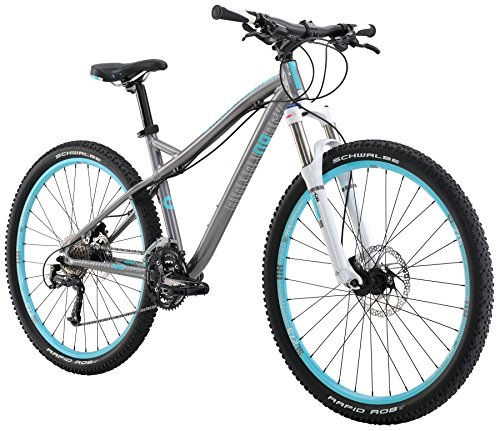 Diamondback Women's 2016 Lux Sport Hardtail Mountain Bike Review
