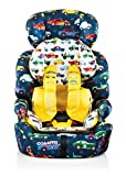 Cosatto Zoomi Car Seat - Group 1 2 3, 9-36 kg, 9 Months-12 years, Side Impact Protection, Forward Facing (Rev Up)