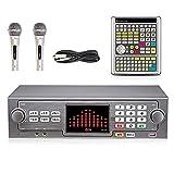 TJ Taijin Media TKR-365HK Home Party Korea Korean Karaoke Singing Machine 1TB HDD System + 2 Microphones + Remote Set /Follow-up TKR-304K