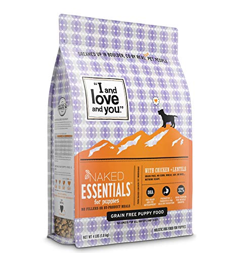 'I and love and you' Naked Essentials Dry Puppy...