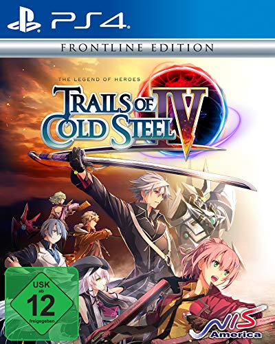 The Legend of Heroes: Trails of Cold Steel IV Frontline Edition (Playstation 4)
