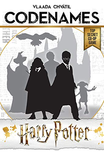 CODENAMES: Harry Potter Board Game   Based on Harry Potter Films   Officially Licensed Harry Potter...