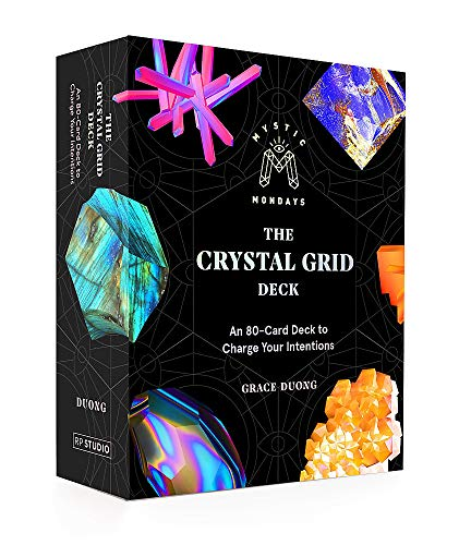 Mystic Mondays: The Crystal Grid Deck: An 80-Card Deck to...