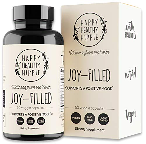 Joy-Filled   100% Plant-Based Supplement for Anxiety &...