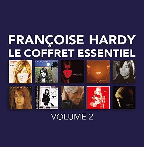 Françoise Hardy - Le Coffret Essentiel Vol.2 (Box) (10 CD)
